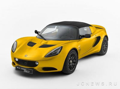 Lotus представляет Elise 20th Anniversary Edition